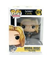 MINT New Funko Pop TV Schitts Creek Moira Rose #974 Vinyl Figure