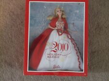 2010 Holiday Barbie - New in Box