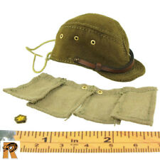 Sachio Eto - Japanese Hat w/ Neck Flap - 1/6 Scale - 3R Action Figures