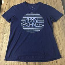 Armani Exchange Shirt Size M #9823