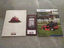 Lawn & Garden Equipment Brochure Lot 221 Simplicity