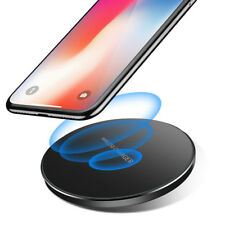 JBD 9V Fast Charging Wireless Charger For iphone X 8/8Plus Samsung S8 S7 S6