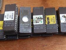 lot of 10 AMD AM2764-3DC VINTAGE CHIP        cf4-52