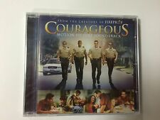 NEW Courageous Soundtrack Various Artists (Artist) CD 12 Tracks