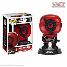 Star Wars - Guavian Episode VII - Pop Vinyl Figure - Funko - BNIB! #112