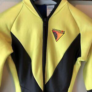 Henderson Aquatics Men's Size L Wetsuit, Body Suit, Diving, Snorkeling (LS)
