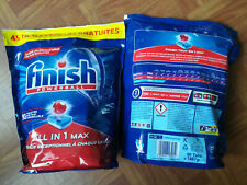 2 Sachets de 90 tablettes Lave Vaisselle FINISH Powerball All in 1 Max