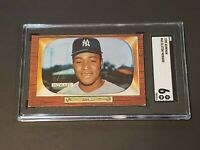 1955 Bowman #68 Elston Howard Rookie RC SGC 6 New Label Graded PSA BVS