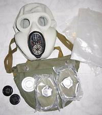 FULL SET SOVIET MILITARY GAS MASK PBF Gorilla - Gray. Never used!