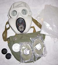 FULL SET SOVIET MILITARY GAS MASK PBF Gorilla - Gray. Never used!