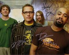 HOOTIE AND THE BLOWFISH REPRINT 8X10 AUTOGRAPHED SIGNED PHOTO DARIUS RUCKER RP