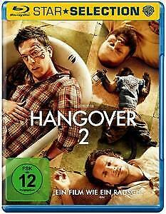 Hangover 2 (2011, Blu-ray)