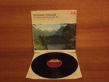 Richard Strauss : An Alpine Symphony,Op.64 : Saxon State Orchestra - Karl Bohm