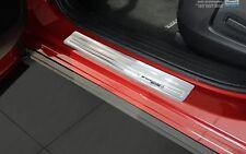 Edelstahl Einstiegsleisten passend für Mazda CX-5 II ab 2017 Silber