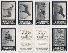 Ogdens Tabs - General Interest D Series [Odds 51-100]