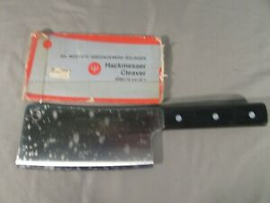 Wusthof Hackmesser Cleaver #4680