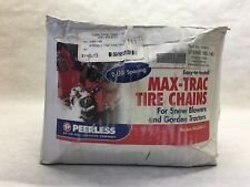 Two Link Tire Chains - Stens / Peerless - Part Number 180140