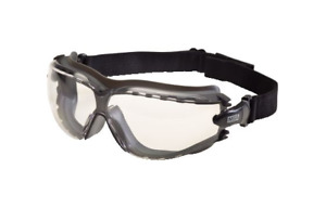 MSA Altimeter Goggles, Spectacle, Clear, Sight Gard Coating