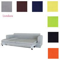 Custom Made Cover Fits IKEA Ekeskog 3 Seat Sofa Bed, 3 Seat Sleeper Sofa