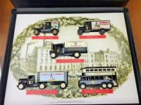 LLEDO GUINNESS SL LP models Trolley bus Scammell Foden Chevrolet Ford Bedford