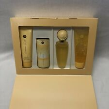 Avon Haiku Awakenings Gift 4 Pc Set Powder Parfum Spray Lotion Gel NIB