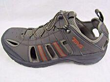 Teva Men's Kimtah Waterproof Leather Sandals - Size 8.5 - Shoes New In Box