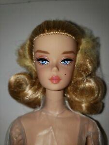 Nude BFMC Best in Black Barbie Doll Silkstone