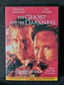 The Ghost And The Darkness DVD - Region 4