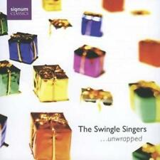 The Swingle Singers : The Swingle Singers Unwrapped CD (2007) ***NEW***