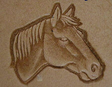 CRAFTOOL  -  TANDY LEATHER FACTORY  -  3D Stamp  8342 - HORSE HEAD (L)  88342-00