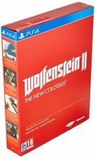 Egp217724 Bethesda Wolfenstein 2 The Colossus Collectorâ??s Edition per Ps4