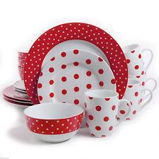 Dinnerware & Serving Dishes in Brand:Temp-Tations, Pattern:Polka Dot ...