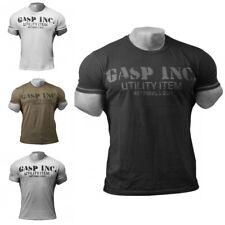 GASP Fitness und Workout T-Shirt, Fitness-Shirt, Sport-Shirt