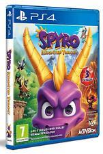 Spyro  Reignited Trilogy PS4 PAL ESPAÑA NUEVO PRECINTADO ESPAÑOL CASTELLANO