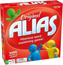 NEW Alias Original Game from Mr Toys