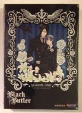 BLACK BUTLER: Season One, Part Two - MINT NEW SEALED DVDS!!