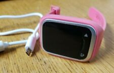 Verizon Gizmo Pal 2 LG-VC110B Pink Band Smart Watch Phone & Cord Child Kids
