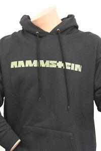 """Original Rammstein HOODIE """"Classic"""", Size L, NEW, 2009, Jumper"""