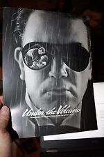 "Oscar Solicitation Promotional Brochure to Oscar Committee ""Under the Volcano"""