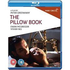 The Pillow Book - Ewan McGregor - New Blu-Ray
