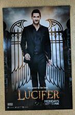 "*NEW* LUCIFER SDCC 2016 Fox Poster 11""x17"""