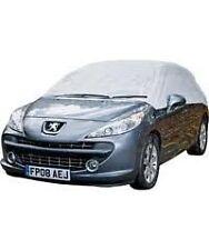 Protector de cubierta de coche de Top Se Adapta Peugeot 208 Hatchback Frost Hielo Nieve Sol 993