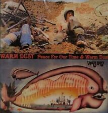 Warm Dust -  Peace for our time  & Warm Dust - 2 on 1 - CD