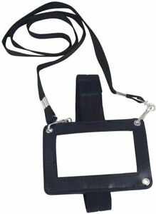 Viper 3 Way ID Badge Holder Lanyard SIA Security Card Pass Permit Neck