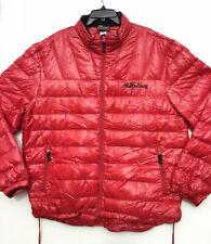 Stall And Dean Down Puffer Jacket Mens 3XL Coat Full Zip Hip Hop Rap