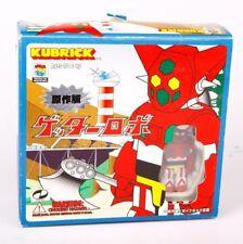 MEDICOM Kubrick SRW Super Robot War Getter Robot 1 2 3 getter robot shin Set B