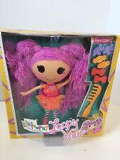 "Lalaloopsy LOOPY HAIR PEANUT BIG TOP - Full Size 13"" Doll April 1 Birthday *NEW*"