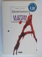 A La lettera scarlatta Hawthorne nathaniel crescere 2015 romanzo storico boston