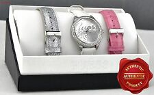 GUESS Women's Analogue Round Wristwatches