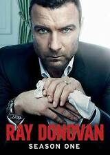 RAY DONOVAN: The First Season 1 (4-Disc Showtime DVD Boxed Set, 2014) ~ NEW